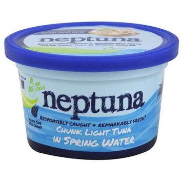 Neptuna Chunk Light Tuna in Spring Water, 5.2 oz, (Pack of 12)