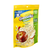 Gerber Graduates for Toddlers Apple Mini Fruits