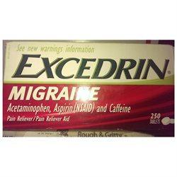 Excedrin Migraine Headache Tabs, 250 ct