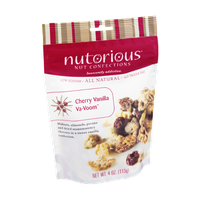 Nutorious Cherry Vanilla Va-Voom Nut Confections