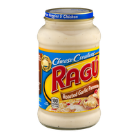 Ragu Cheese Creations Roasted Garlic Parmesan