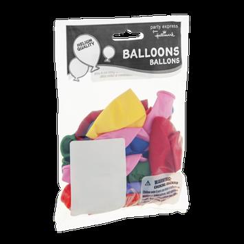 Hallmark Party Express Balloons - 15 CT