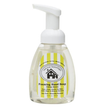 Natural Home Logic Foaming Hand Soap, Citrus Grove, 8.5 fl oz