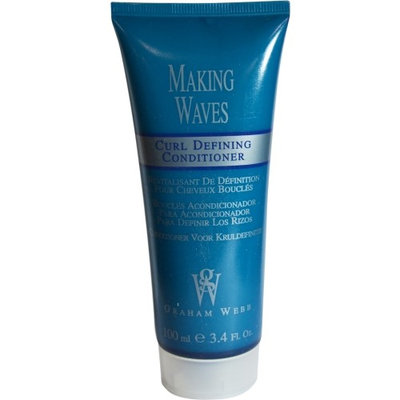 Graham Webb By Graham Webb Making Waves Curl Defining Conditioner 3.4 Oz