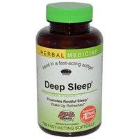 Herbs America Herbs Etc. Deep Sleep - 120 Softgels