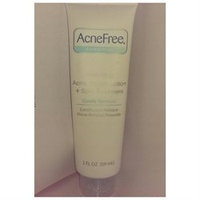 University Medical AcneFree Sensitive Gentle Formula Acne Pore Cleanser Rinse-Off Foam, 3 oz