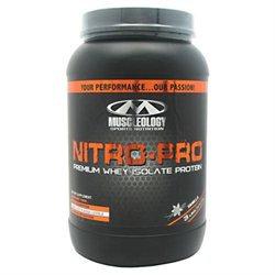 Muscleology Nitro-Pro Extreme Vanilla - 3 lbs