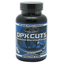 Muscleology - DPX Cuts Advanced Diruetic Formula - 120 Capsules