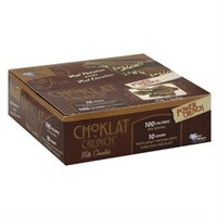 Bio-nutritional Choklat Crunch Bar Milk Chocolate 12 bars