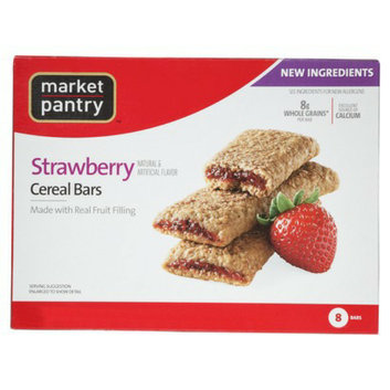 Market Pantry Strawberry Cereal Bars