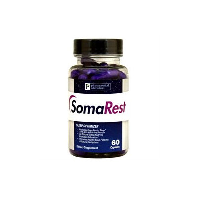 High Energy Labs SomaRest - 60 Capsules