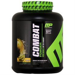 Muscle Pharm Combat Powder Banana Cream - 4 lbs