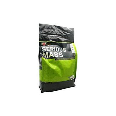 Optimum Nutrition - Serious Mass Strawberry - 12 lbs.