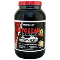 Myogenix MYOGEVOL02LBVANIPW Myo Lean Evolution Vanilla 2.38 lb