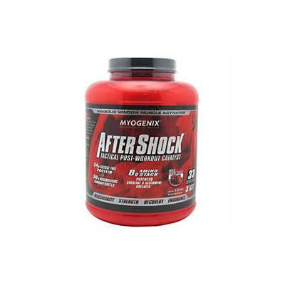 Myogenix AfterShock Recovery - 5.82 Lbs. - Fruit Punch