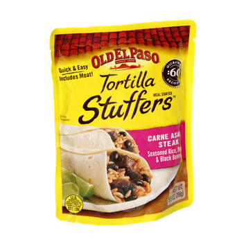Old El Paso® Carne Asada Steak Tortilla Stuffers