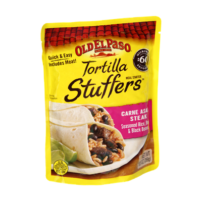 Old El Paso Carne Asada Steak Tortilla Stuffers