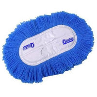 Quickie Mfg 0654 Swivel Flexdust Mop Refill - Quantity 6 Dust Mops