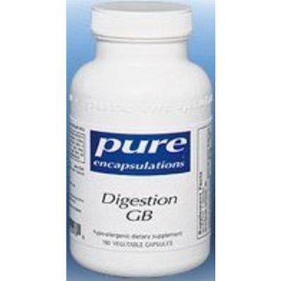 Pure Encapsulations - Digestion GB 180's (Premium Packaging)