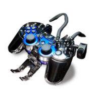 Visco Entertainment Avenger Elite Chrome External Adapter for PlayStation 3