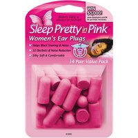 Sleep Pretty in Pink Ear Plugs