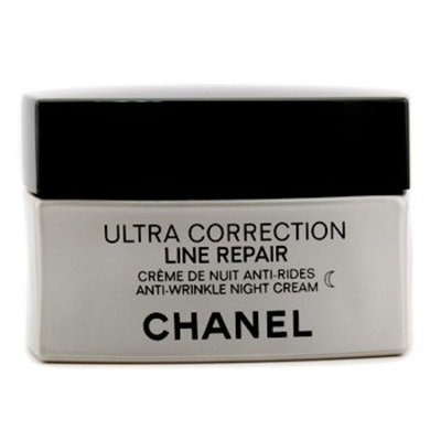 Chanel Precision Ultra Correction Line Repair Anti Wrinkle Night Cream 50Ml/1.7Oz