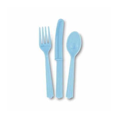 Way to Celebrate Plastic Cutlery