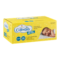 Cottontails Sensitive Baby Wipes Unscented - 320 CT