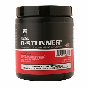Betancourt Nutrition D-Stunner Pre-Workout Concentrate
