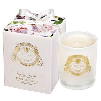 Mor Cosmetics Emporium Hibiscus Bloom Fragrance Candle