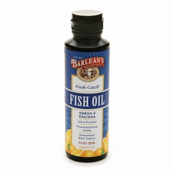 Barlean's Organic Oils Fresh Catch Fish Oil Omega-3 EPA/DHA
