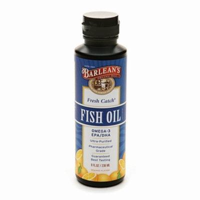 Barlean's Organic Oils Fresh Catch Fish Oil Omega-3 EPA/DHA