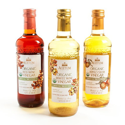 Acetum AC2146 Organic Apple Cider Vinegar With Mother