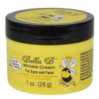 Bella B Bodycare Wrinkle Cream for Eyes and Face 1 oz Jar