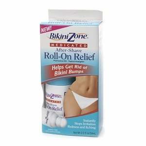 Bikini Zone After Shave Roll-On Relief