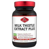 Olympian Lab Milk Thistle Extract Plus, 60-Count