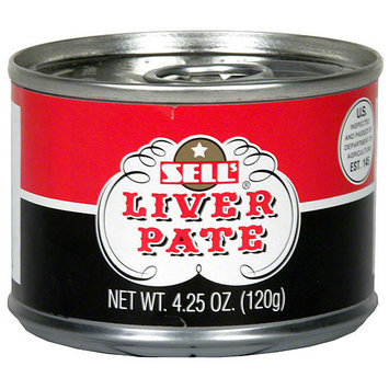 Sell's Sells Liver Pate, 4.25 oz (Pack of 12)