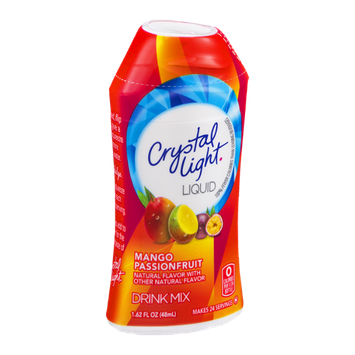 Crystal Light Liquid Drink Mix Mango Passionfruit Flavor