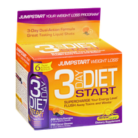 Renew Life 3 Day Diet Start Dietary Supplement - 6 CT