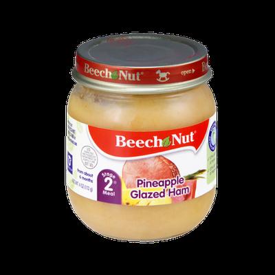 Beech Nut Stage 2 Pineapple Glazed Ham Meal