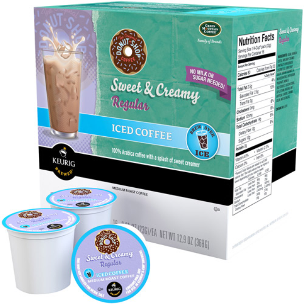 Keurig Donut Shop Sweet & Creamy Original K-Cups