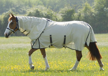 Shires Maxi Flow Fly Sheet/Neck