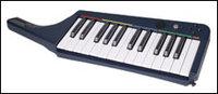 MadCatz Wii Rock Band 3 Wireless Keyboard