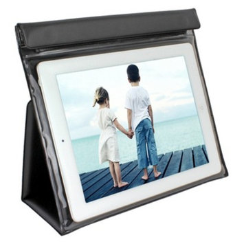 PC Treasures Digital Treasures Props Repel Waterproof iPad Case - Black