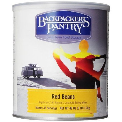 Backpacker's Pantry Instant Red Beans, 48 Ounce