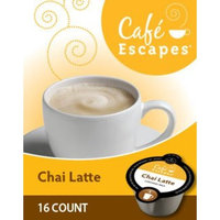 Keurig Vue Pack Cafe Escapes Chai Latte, 16ct