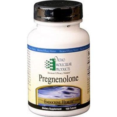 Ortho Molecular - Pregnenolone 10mg - 100 Tablets