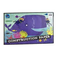 Top Flight Construction Paper - 24 Sheets