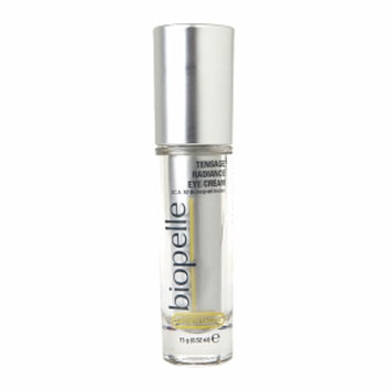 Biopelle biopelle Tensage Radiance Eye Cream (SCA 10 Biorepair Index), .52 oz