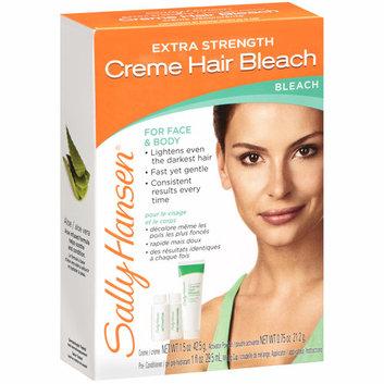 Sally Hansen Extra Strength Creme Hair Bleach For Face & Body